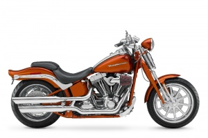 Screamin Eagle Softail Springer