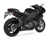 2009 Buell 1125R - Black - Right Rear