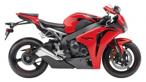 2009 Honda CBR1000RR ABS - Right Side - Red