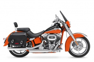 2010 Harley-Davidson FLSTSE CVO™ Softail® Convertible