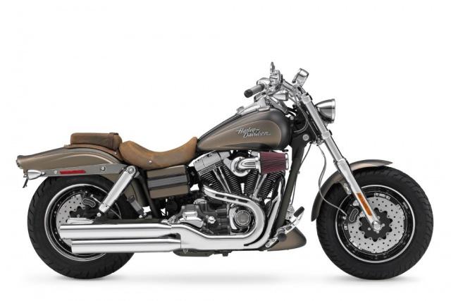 2010 Harley-Davidson FXDFSE2 CVO™ Fat Bob®