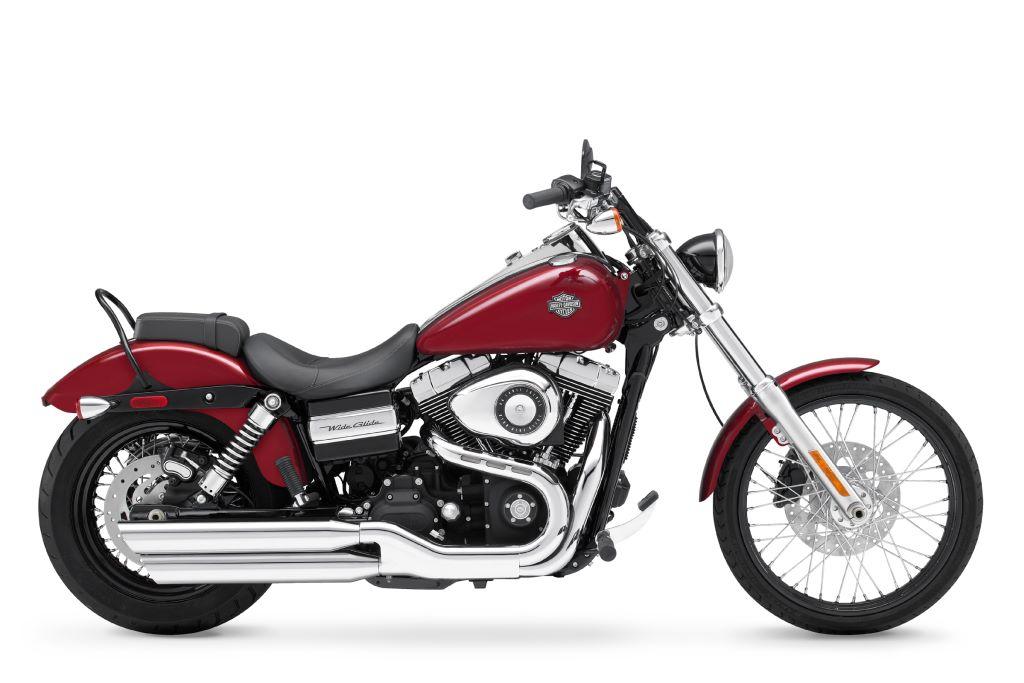 Harley Davidson Dyna Wide Glide FXDWG 2010
