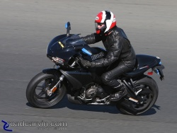 2008 Buell Inside Pass - Infineon - 2009 1125R Exit Turn 1
