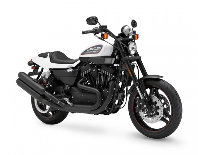 2011 Harley-Davidson XR1200X - 3/4 Right Side