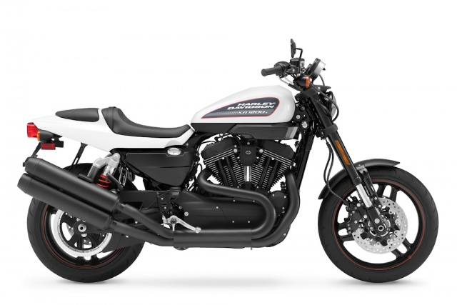 2011 Harley-Davidson XR1200X - Right Side