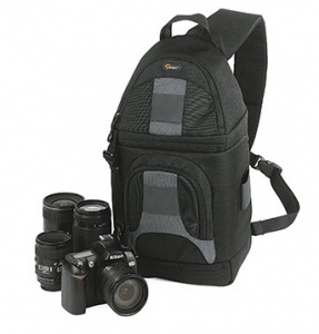 Lowepro Slingshot 200 AW Backpack: Photo courtesy of and copyright by Lowepro USA