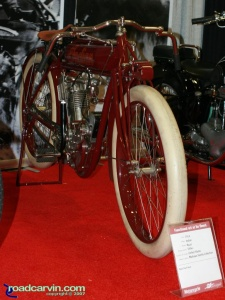 2007 Cycle World IMS - 1912 Indian Racer