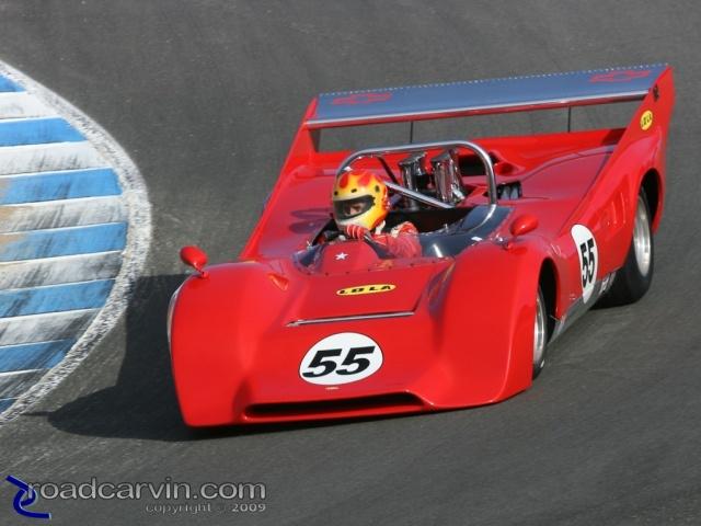 2008  Rolex Monterey Historic Races - 1969 Lola T-162