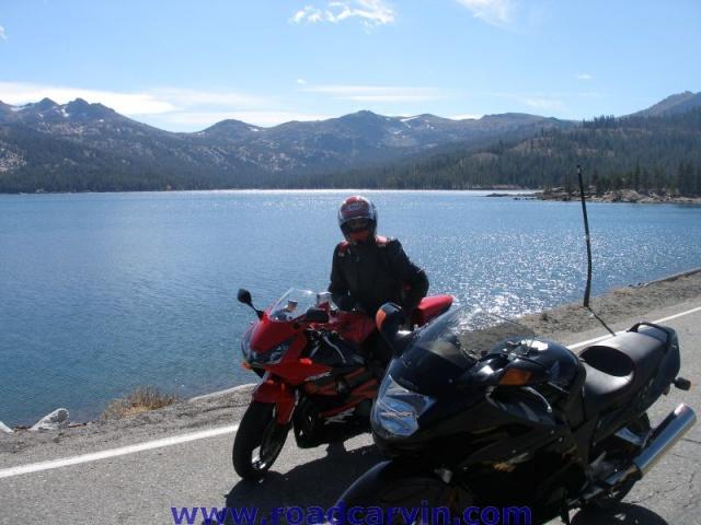 Silver Lake Area - Lake level