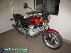Honda CBX at BVH Reno