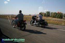 Gearless in Montana