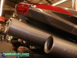MV Agusta F4 Exhaust (IV)