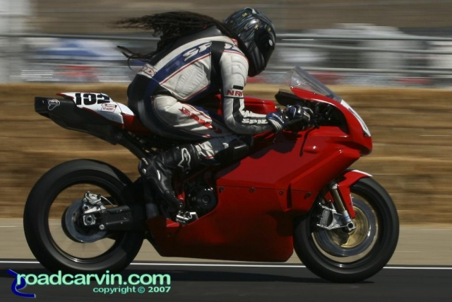 2007 AMA Formula Xtreme - Lance Williams - Ducati 749R