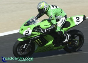 2007 AMA Supersport - Jamie Hacking T8a Setup