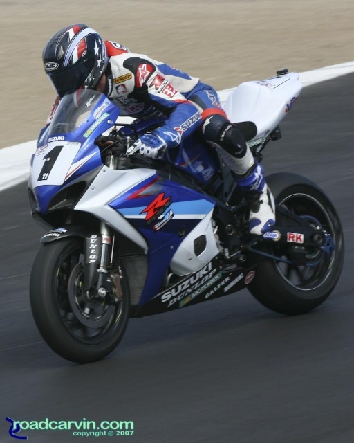 2007 Corona AMA Superbike Championship - Ben Spies On to Victory