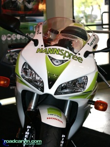 2007 Cycle World IMS - 2007 Honda CBR1000RR Tenkate Replica