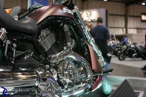 Friday Afternoon Photo - Your V-Rod Awaits @ 2007 IMS San Mateo