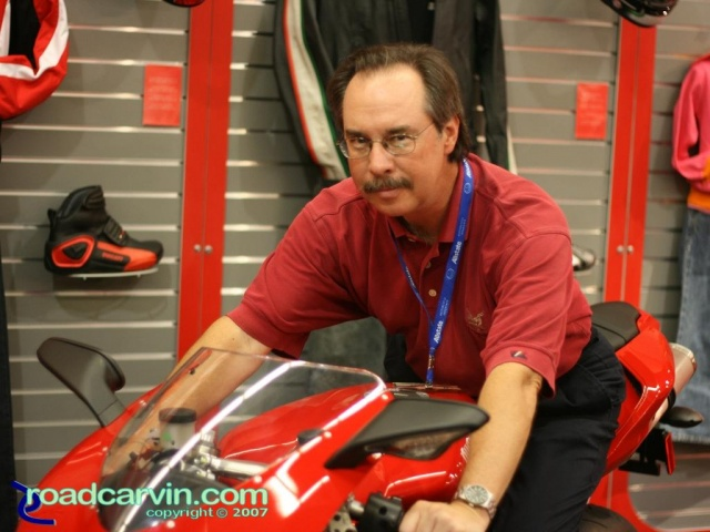 2007 Cycle World IMS - 2008 Ducati 848 - Dwight