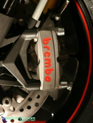 2007 Cycle World IMS - 2008 Ducati Hypermotard 1100 - Brembo