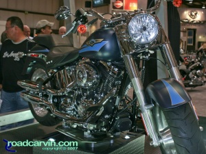 2007 Cycle World IMS - 2008 Harley-Davidson - Fatboy