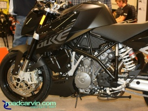 2007 Cycle World IMS - 2008 KTM Super Duke