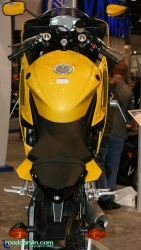 2007 Cycle World IMS - 2008 Yamaha YZF-R6 Yellow - Wheelie