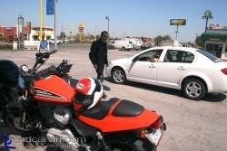 2009 Harley-Davidson Sportster XR1200 - Gas Station Admirer