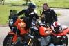 2009 Harley-Davidson Sportster XR1200 - KTM Rider Admires the XR1200