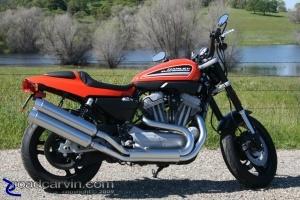 2009 Harley-Davidson Sportster XR1200 - Parked Below Pardee Reservoir