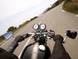 2009 Triumph Thruxton - On the Road