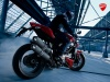 2010 Ducati Streetfighter - Burnout