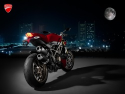 2010 Ducati Streetfighter - Right Rear