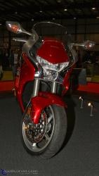 2010 Honda VFR1200 - Front