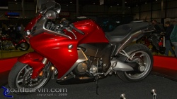 2010 Honda VFR1200 - Left