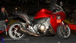 2010 Honda VFR1200 - Right