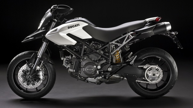 2010 Ducati Hypermotard  796 - Left Side