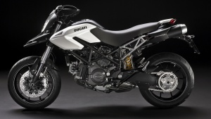 2010 Ducati Hypermotard  796 - Left Side