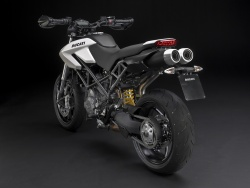 2010 Ducati Hypermotard  796 - 3/4 Left Rear