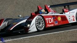 2008 ALMS - Audi Turn 8a
