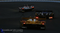 2008 ALMS - Racing into the night