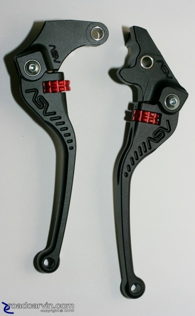 ASV C/5 Levers - Clutch and Brake Lever