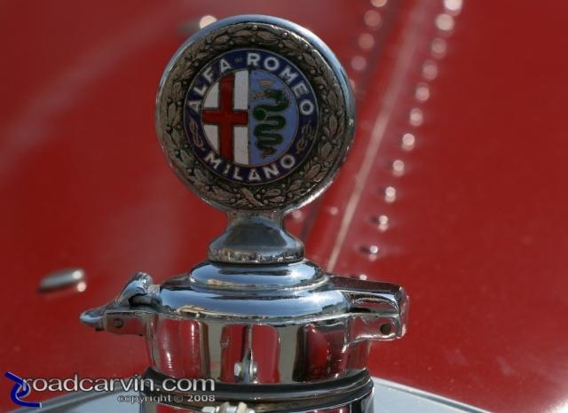 Alfa Romeo Hood Ornament