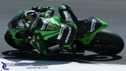 2008 MotoGP - Anthony West - Friday Practice