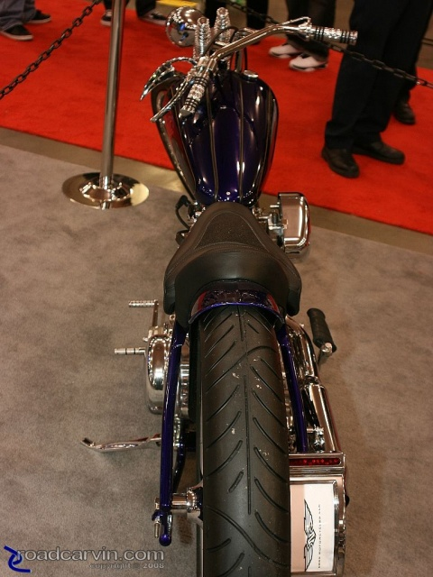 2008 Arlen Ness Bike Show - Arlen Ness Custom