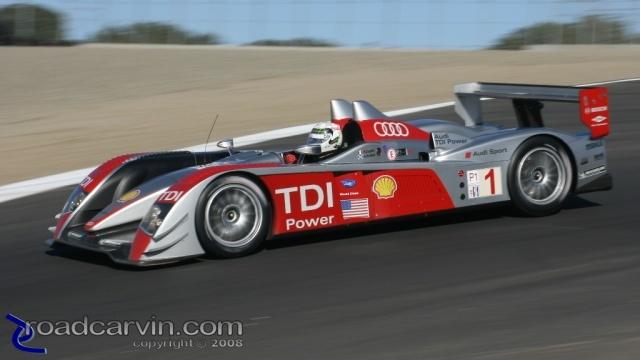 2008 ALMS - Audi TDI - P1