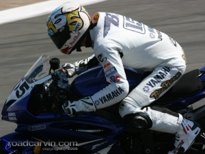2008 AMA Test - Ben Bostrom Turn 8