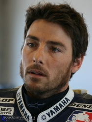 2008 AMA Finale - Ben Bostrom - Portrait