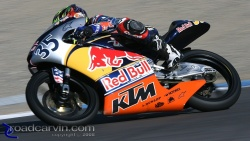 2008 Red Bull Rookies - Benny Solis - Corkscrew