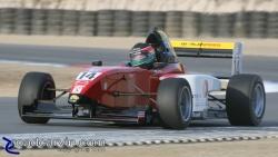 2008 Monterey Sports Car Championships - Brad Rampelberg - Turn 3