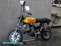 Rare 1972 Harley-Davidson Shortster